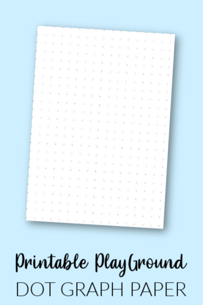 Printable Dot Graph paper