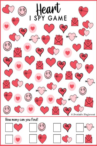 I spy Heart Shop image